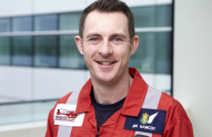 Picture by www.edwardmoss.co.uk All rights reserved NEWS@QE Hospital March 2016 Jim Hancox Research critical care paramedic