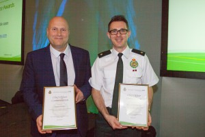 WMAS Chief Officer Commendation - JH & MH